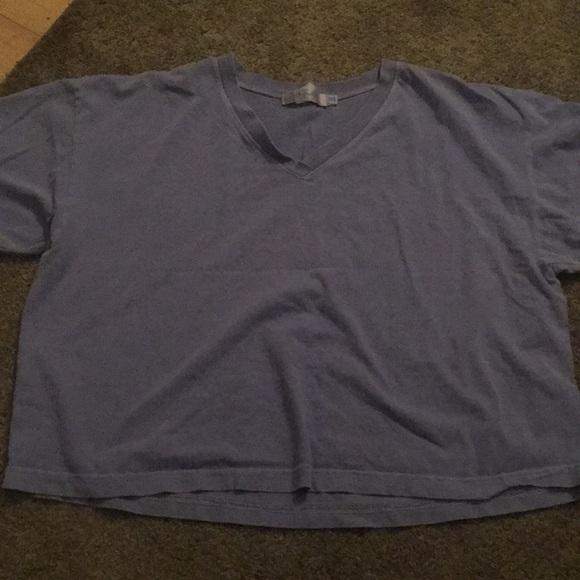 Tops - Blue Indigo Shirt